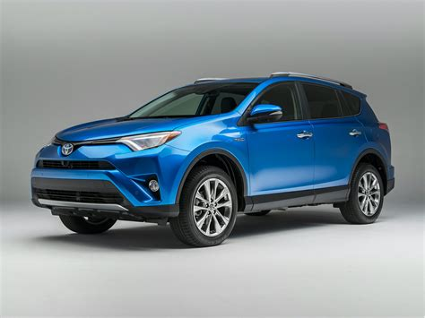 Toyota Vehicles 2016 2016 Toyota Rav4 Hybrid Price Photos Reviews Features