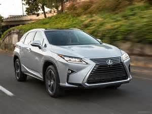 Lexus Rx 530 Lexus Rx 350 2016 Car Wallpaper 09 Of 58 Diesel