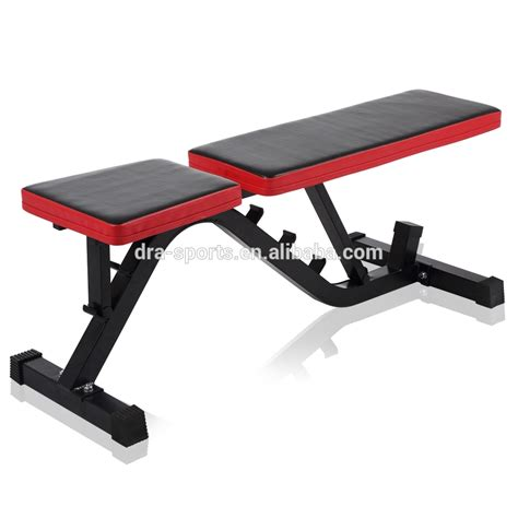 Sit Up Bench Total Fitnes adjustable decline incline home weight bench press