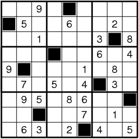 printable sudoku rules the logical world of puzzles rules of blackout sudoku