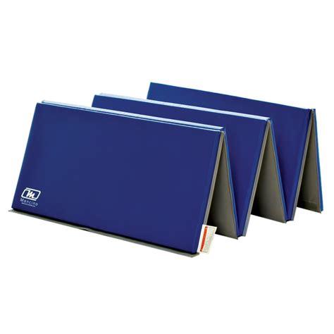 1 3 8 quot cross linked folding panel mats mancino mats - 10 Panel Mat