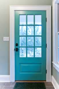 Colored Interior Doors Decor To Adore Painted Interior Doors