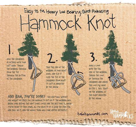 Noeud De Hamac by Hammock Knot Release 1 Jpg 1 400 215 1 312 Pixels