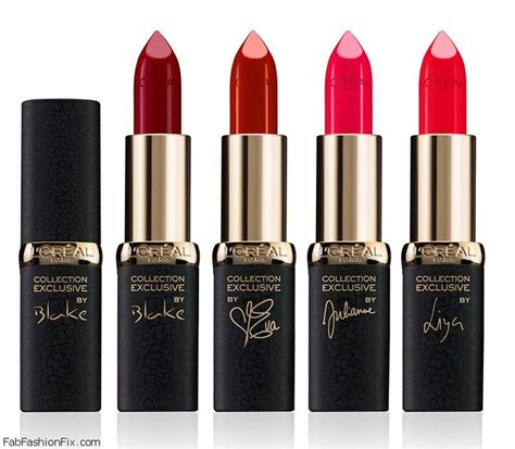 Lipstik Loreal l oreal brings quot collection exclusive reds quot lipstick collection loreal l oreal