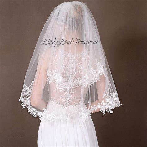 Handmade Wedding Veils - 30 gorgeous handmade wedding veils you can buy