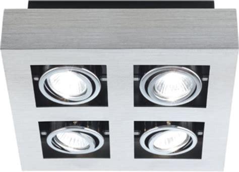 badkamer opbouwspotjes bol eglo loke opbouwspots 4 lichts aluminium