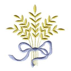 embroidery design wheat bunch of wheat embroidery designs machine embroidery