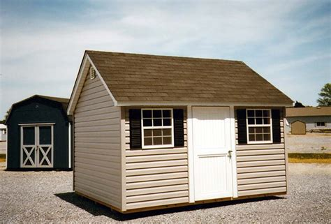 Shed Rentals Inc by 10 X 12 Cape Cod Cc 20 Portable Buildings Inc