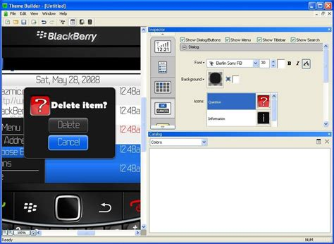 download themes in blackberry blackberry theme studio blackberry download