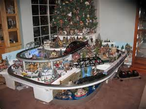First look at my christmas layout classic toy trains magazine