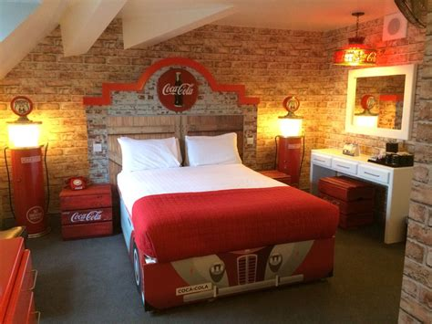 coca cola bedroom positive coca cola alton towers hotel
