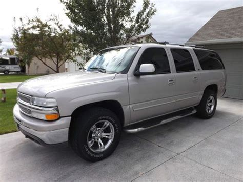find used 2005 chevrolet suburban 1500 lt sport utility 4