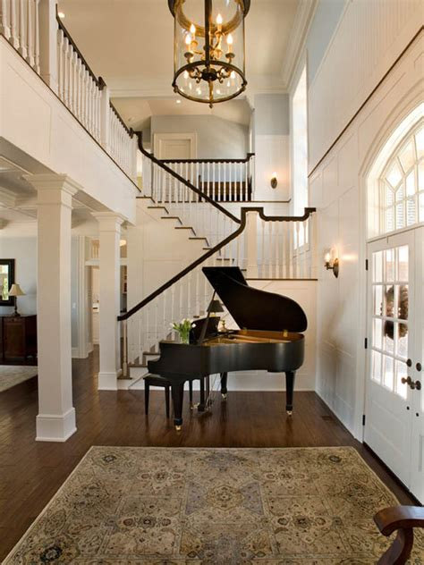 2 story foyer decor two story foyer design ideas