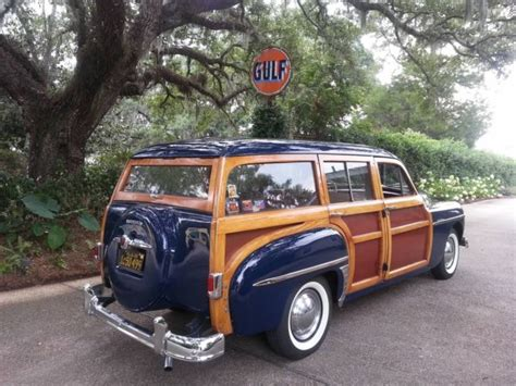 Mp3 For Woody Types by 1950 Plymouth Special Deluxe Woodie Woody Wagon Classic