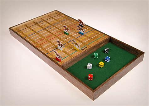 Diy Wooden Games by Horse Race Board Game Hazardpublishing