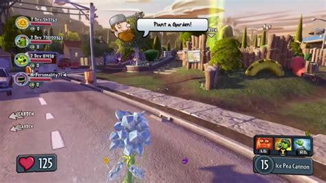 Plants Vs Zombies Garden Warfare Wii by Plants Vs Zombies Garden Warfare Gameplay