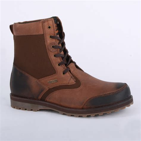 barbour mens boots barbour corin mens derby boots in brown