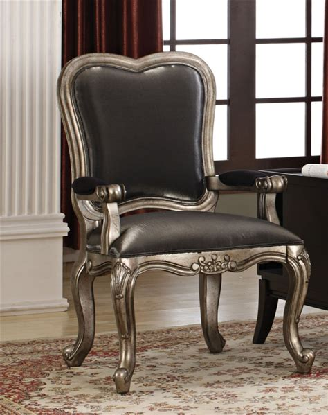 3 accent chair and table set chantelle 3 accent chair and table set by acme 96204 3
