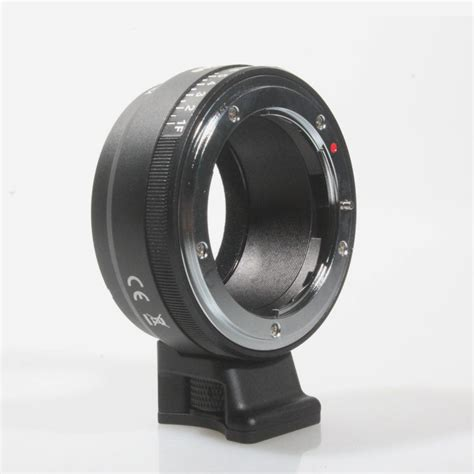 Lens Mount Adapter For Nikon G Lens To Sony E Mount commlite nf nex lens mount adapter for nikon g f ai s d lens lens to sony e mount nex a7 a7r a7s