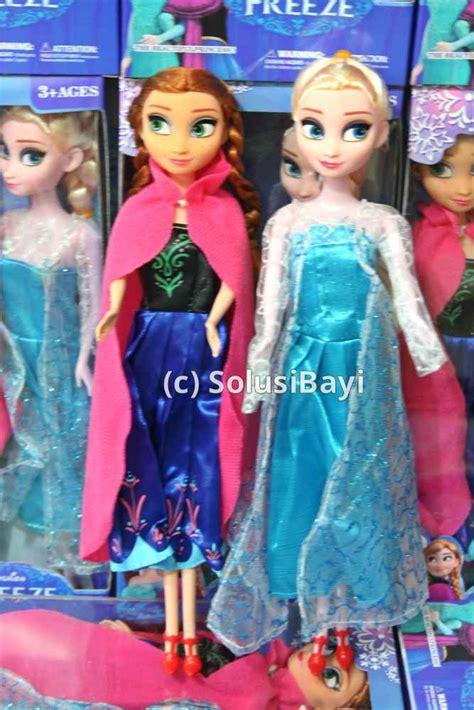 Boneka Frozen Elsa Kado Mainan Anak Boneka Frozen Termurah jual boneka elsa dan boneka frozen disney bentuk