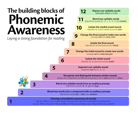 kindergarten activities phonemic awareness explanation of phonemic and phonological awareness plus