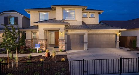 Sacramento New Homes by The Redwood Collection At Parkside New Home Community Sacramento California Lennar Homes