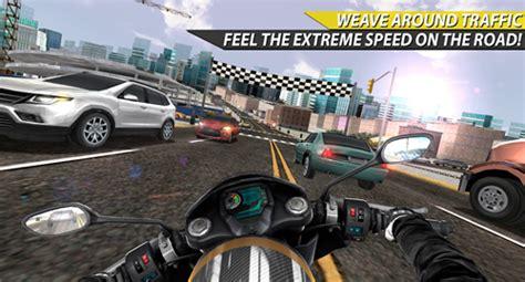 moto rider  traffic indir android icin yaris oyunu