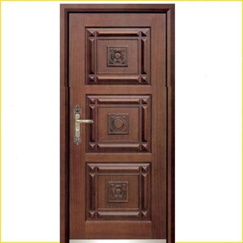 Wooden Main Door by China Steel Security Wooden Armored Main Door Bg A9030