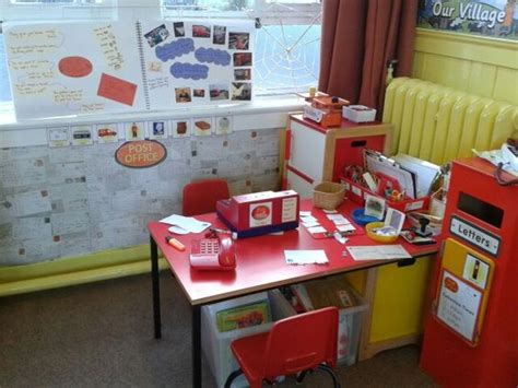 role play areas role play and post office on pinterest
