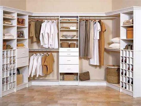 Bedroom Closet Organization by Bedroom Closet Organizer Plans Stroovi