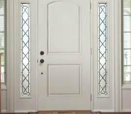 pella 2 panel arch entry door solid panel pella