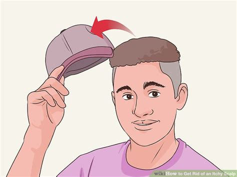 what can i give my for itching easy ways to get rid of an itchy scalp wikihow