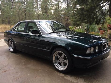 1995 bmw 540i for sale 1995 bmw 540i dinan german cars for sale