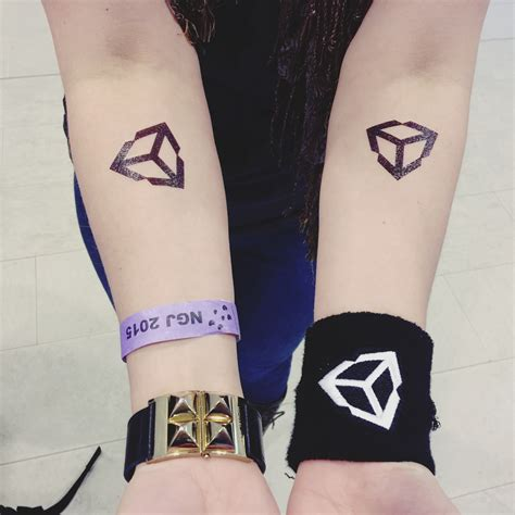 unity tattoos nordic jam 2015 unity