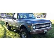 1970 Chevrolet K10 4x4 Used In Terminator 3 EBay Find