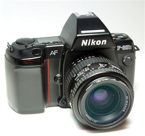 Kamera Nikon F90x Fotografieren
