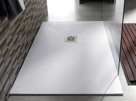 piatto doccia 60x120 piatto doccia a filo pavimento design su misura colorato