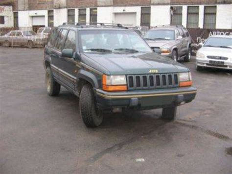 1993 Jeep Grand 1993 Jeep Grand Pictures For Sale