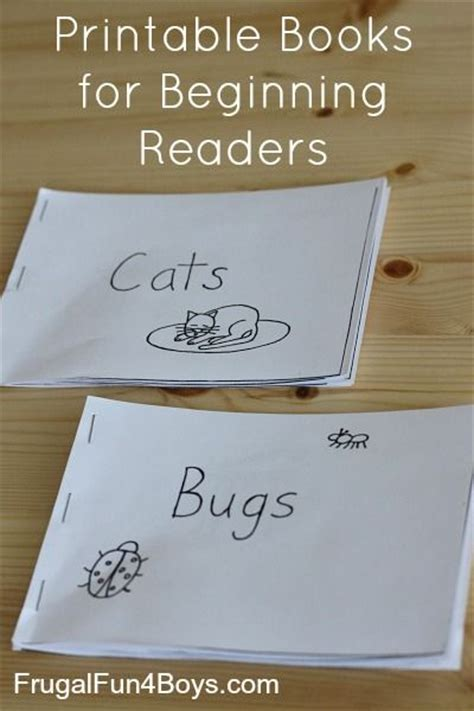 printable leveled readers free printable books for beginning readers level 1 easy