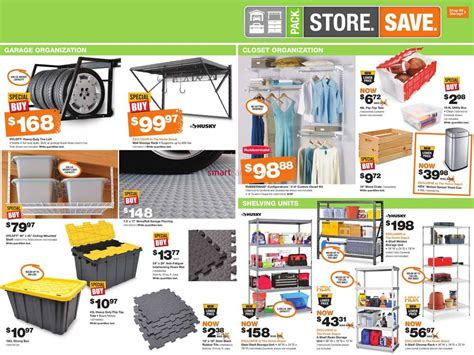 home depot west flyer august 18 to 24