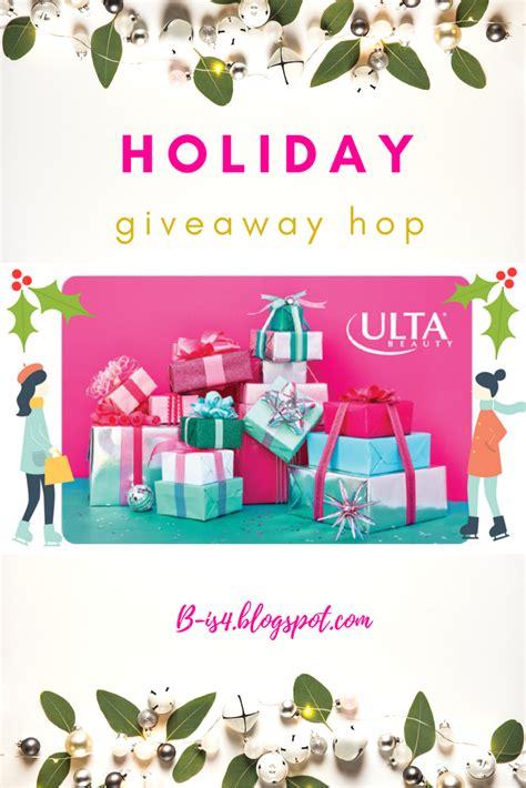 Ulta Giveaway 2017 - b is 4 ulta holiday gc giveaway