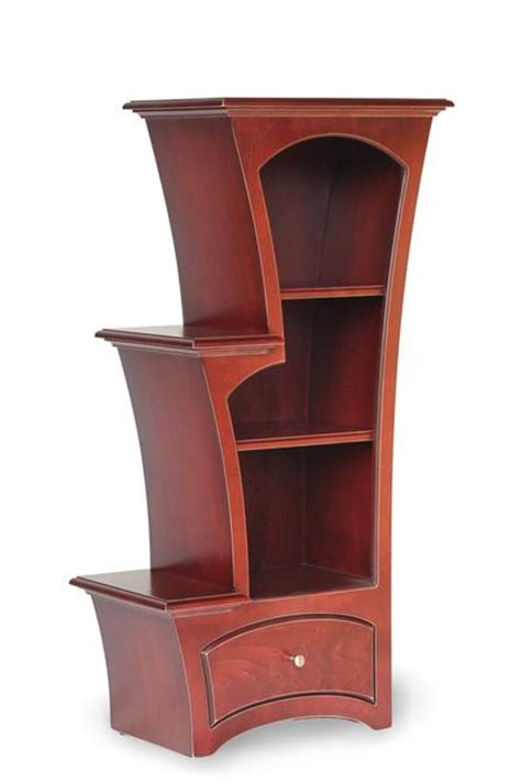 bookcase no 7 stepped display bookcase dust furniture