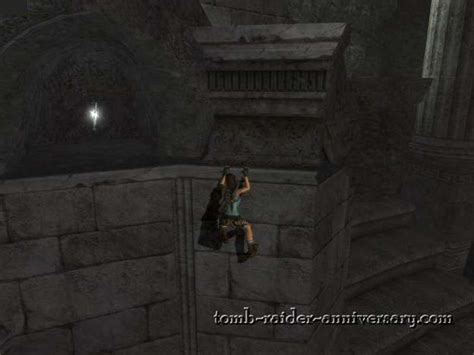 tomb raider anniversary walkthrough the coliseum artifact 1