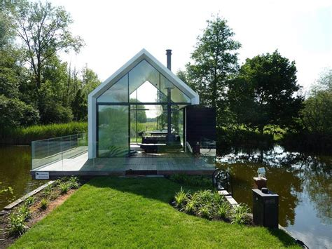 Small Homes On Lake Small Lake House Plan The Nuance Of Airy Vibe With