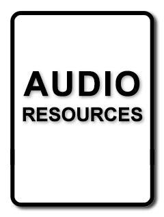 Audio Resources