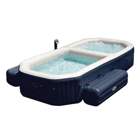 Intex Pool Set Spa intex purespa tub and pool set 28491e