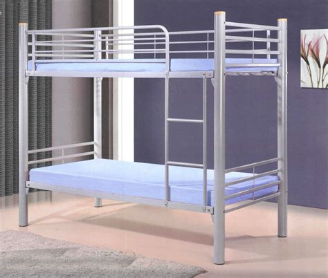 clooney double deck metal bed furniture home decor fortytwo