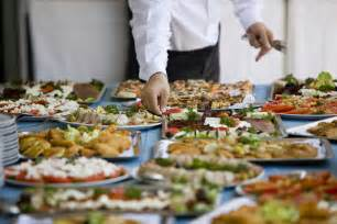 Buffet Table How To Hire A Server Or Helper For Your Next