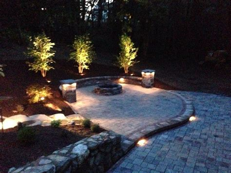 patio paver lights low voltage 17 best images about patios and walls on