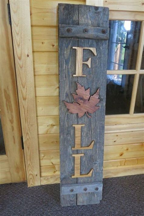 Wooden Decorations For Sale - 30 easy diy front porch sign ideas for your home wooden